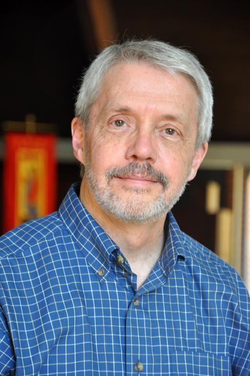 Duane Steadman - Parish Administrator and Organist