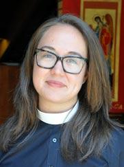 The Rev. Stefanie Wilson Brown - Priest Associate